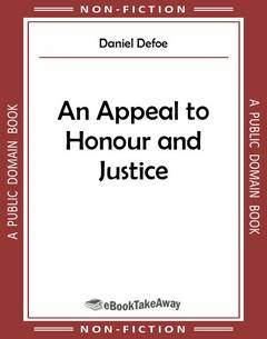 An Appeal to Honour and Justice