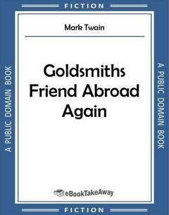 Goldsmiths Friend Abroad Again