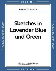 Sketches in Lavender Blue and Green
